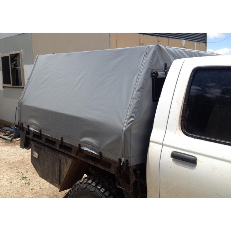 Dual Cab Ute Canopy. Loading zoom  sc 1 st  EXTREME Breast Plates u0026 Hunting Collars & Dual Cab Ute Canopy - Extreme